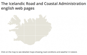 The Icelandic Road and Coastal Administration