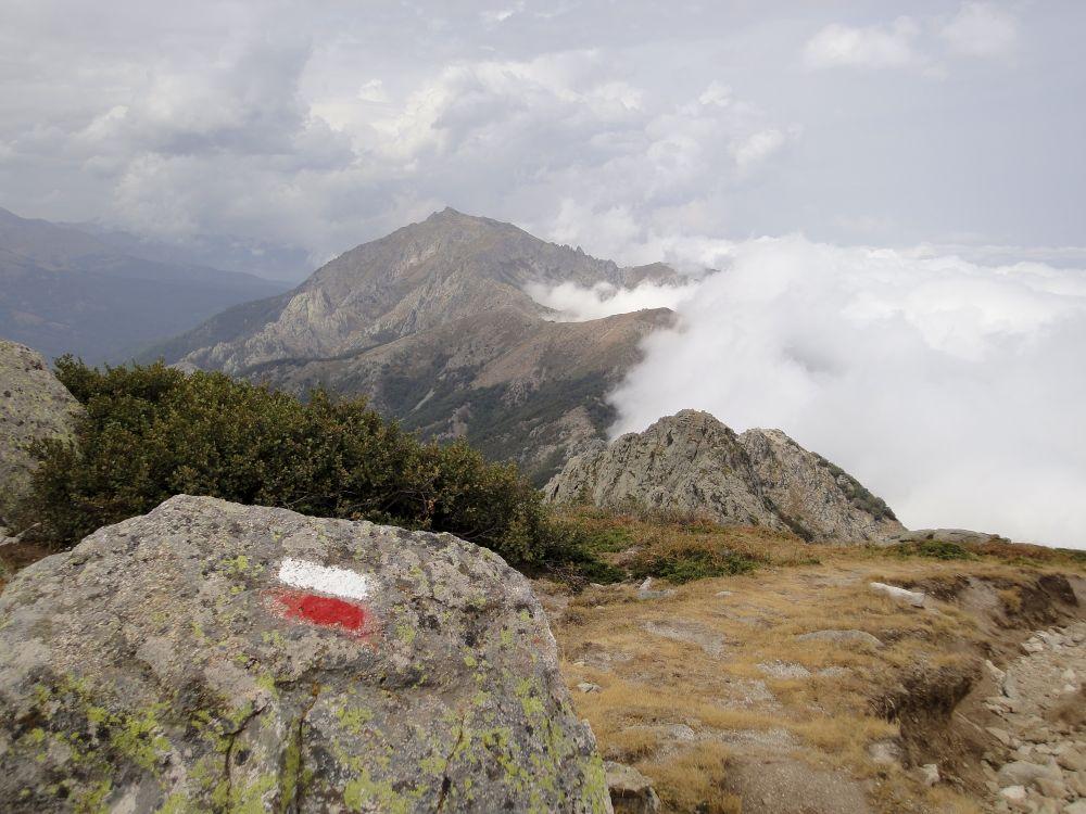GR20 - Bocca di Verde à Usciolu