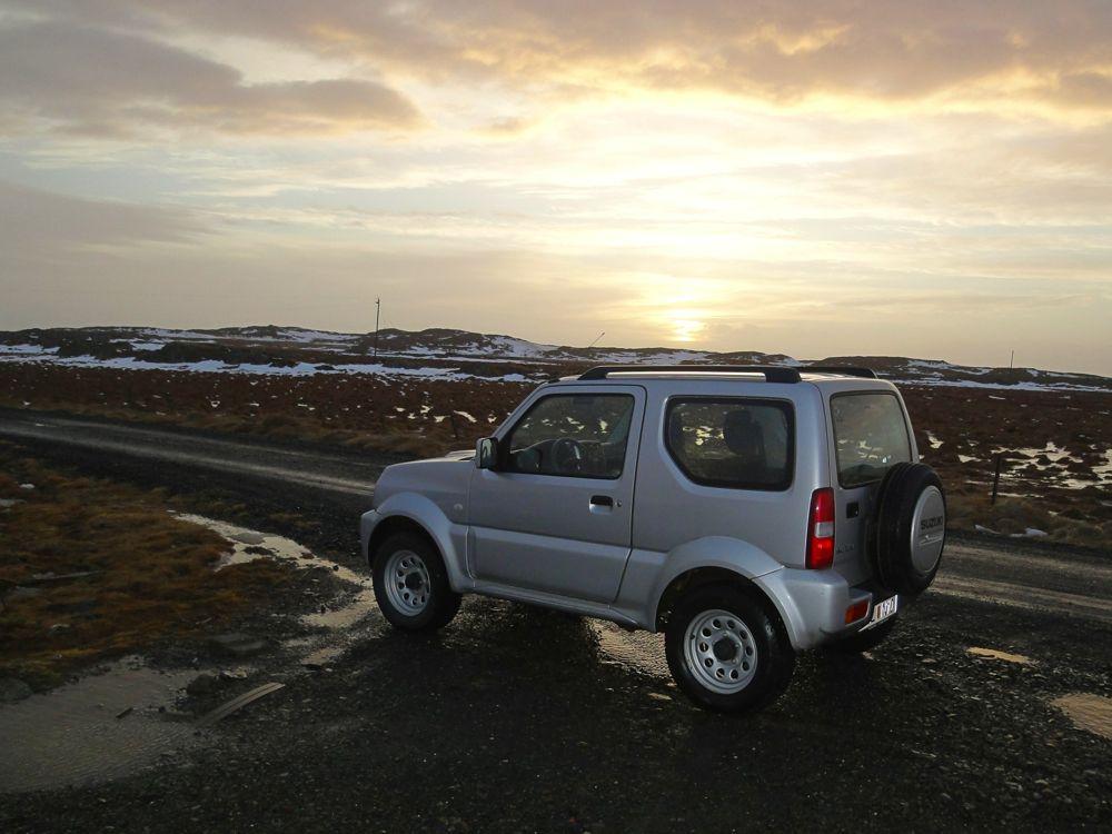 Islande - 4x4