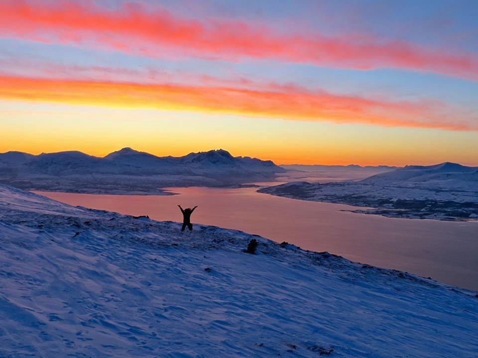 Célestine – Erasmus dans les fjords norvégiens