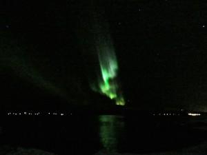 Tromsø, plage de Telegrafbukta