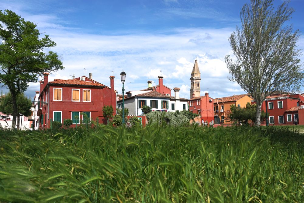 Burano - Case colorate - Riva
