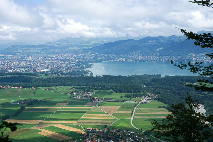 Vue - Thunersee