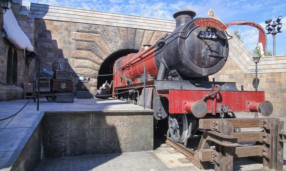 L'univers magique du Parc Harry Potter à Orlando