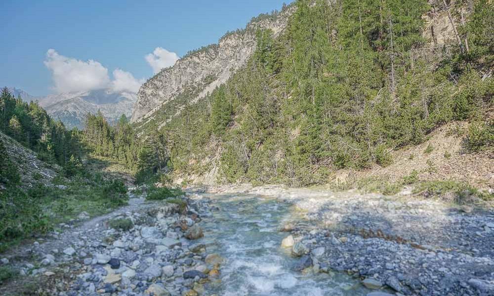 Randonnée au Parc national – Val dal Spöl et Grimmels