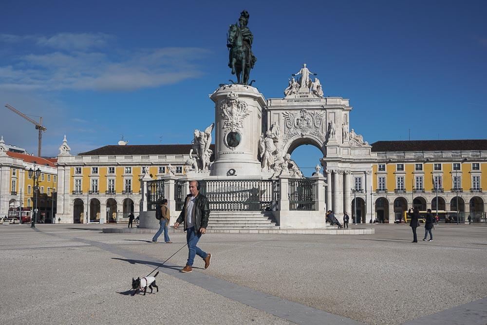 Lisbonne_Praca_Comercio