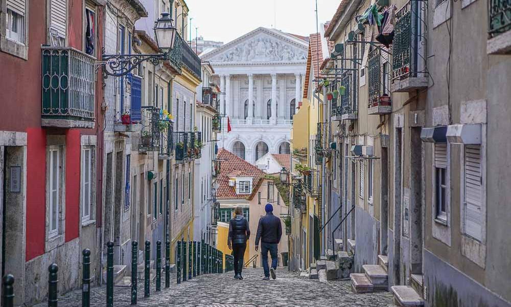 Itinéraire de nos cinq jours à Lisbonne