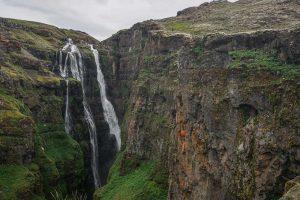 Islande - Glymur - Randonnée