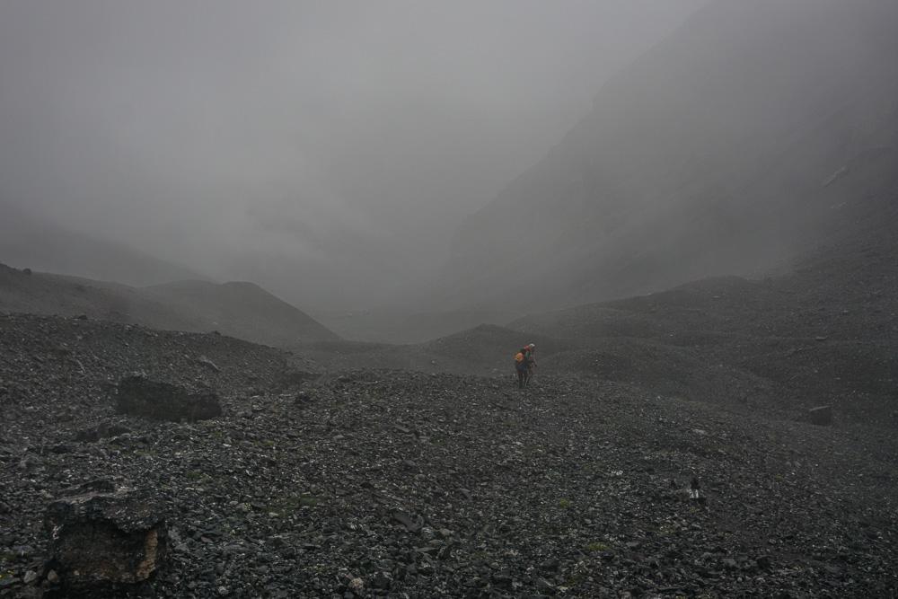 Parc national Suisse - Fuorcla Val Sassa