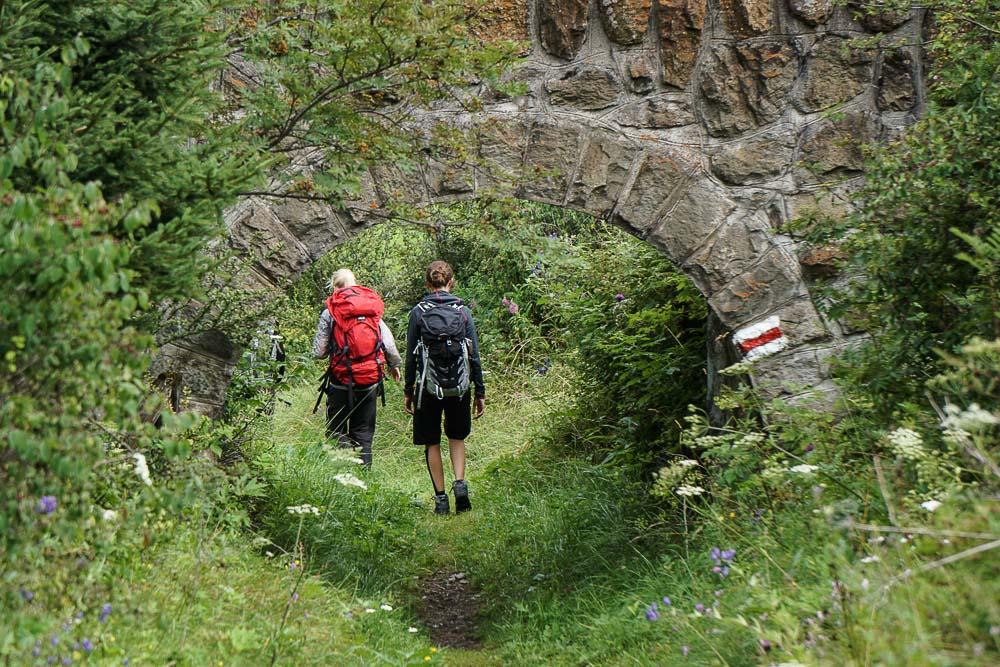 Parc national Suisse - Chamanna Cluozza jusqu'à Zernez