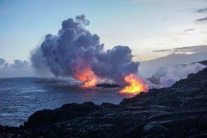 Volcanoes National Park - Big Island - Hawaii