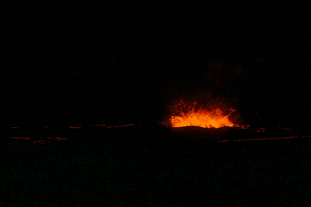 Volcanoes National Park - Hawaii - Kilauea Caldera