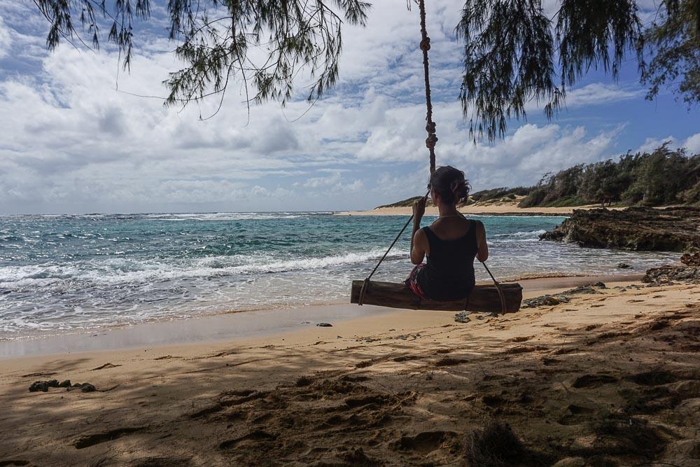 Kauai - Maha'ulepu Trail