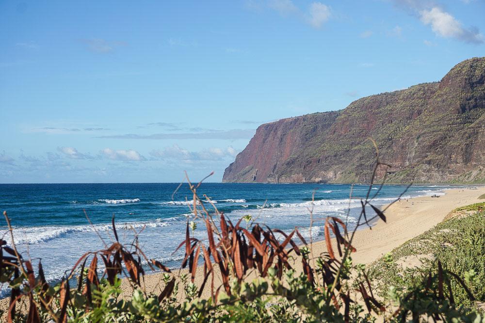 Kauai - Itinéraire d'une semaine - Polihale State Park