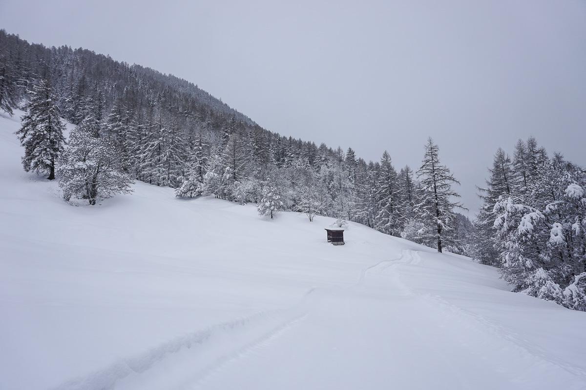 Balade au Val d'Hérens - Lac d'Arbey