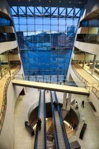 City trip à Copenhague - Bibliothèque royale