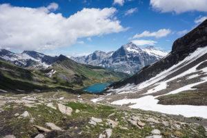 En balade avec l'Eiger jusqu'au Bachsee - Prenez Place