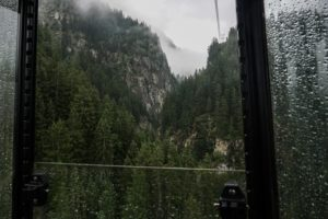 En route pour la Trifthütte - Prenez Place