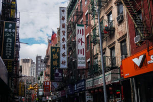Une semaine à New York - Chinatown - Prenez Place