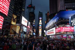 Une semaine à New York - Time Square - Prenez Place