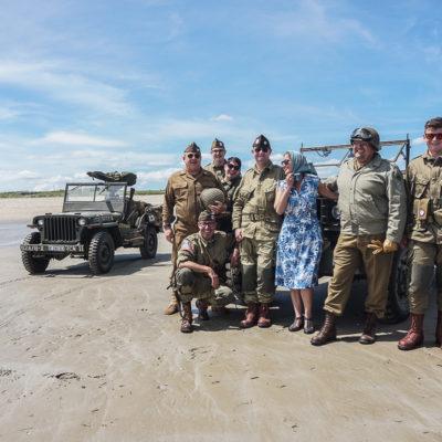 Revivre le D-Day en véhicule d'époque