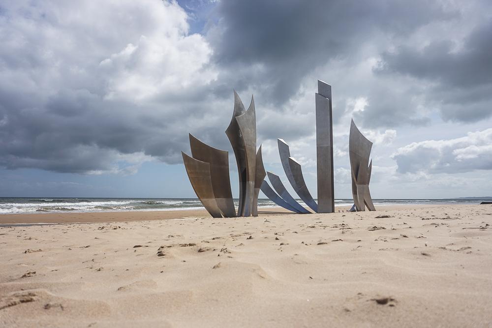 Prenez Place - Normandie - Omaha Beach