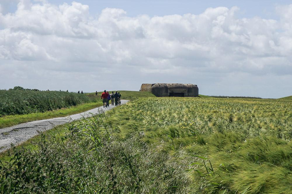 Prenez Place - Normandie - Batterie de Longues sur Mer
