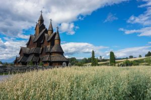 Prenez Place - Une semaine au sud de la Norvège - Heddal Stavkirke