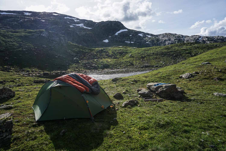 Prenez Place - Une semaine au sud de la Norvège - Camping sauvage en Norvège