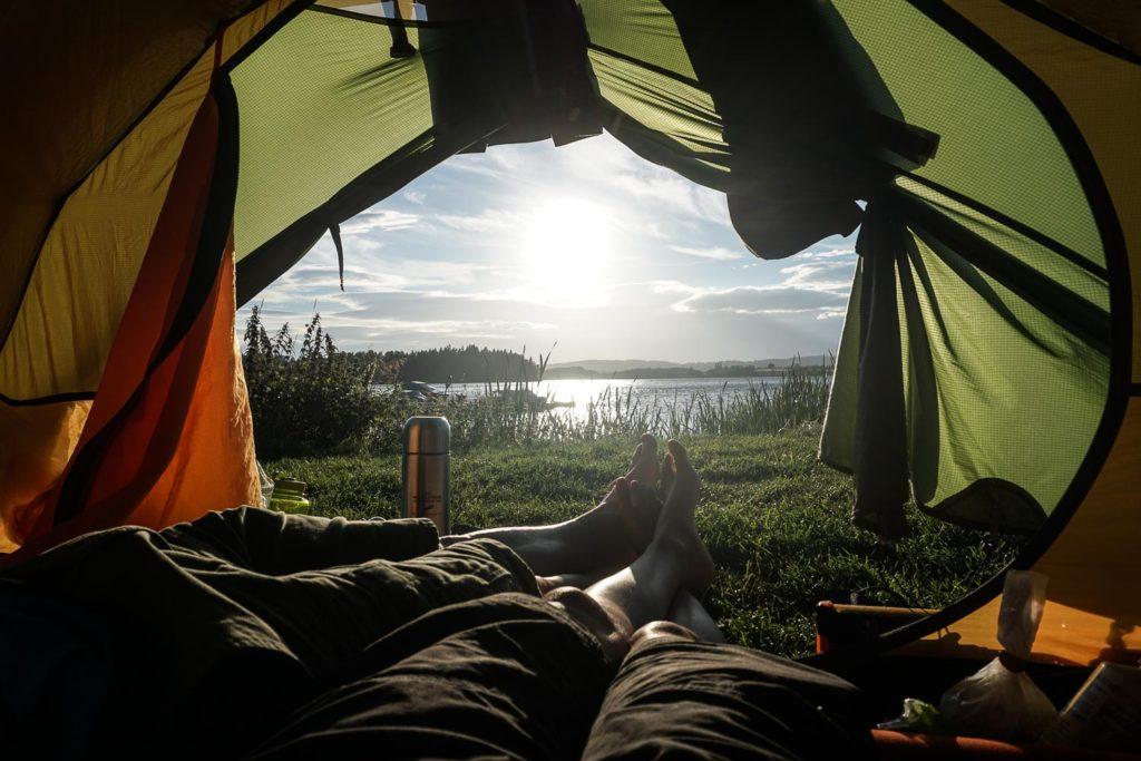Prenez Place - Une semaine au sud de la Norvège - Camping