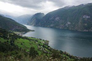 Prenez Place - Une semaine au sud de la Norvège - Aurland Fjord